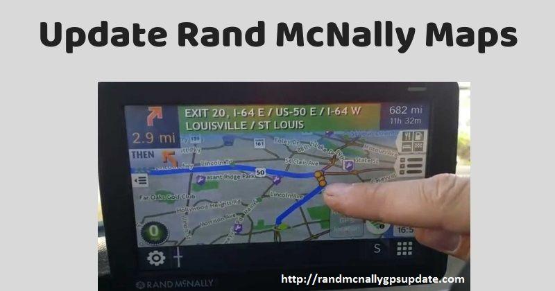 Rand Mcnally Gps >> How To Get Rand Mcnally Gps Update Rand Mcnally Update