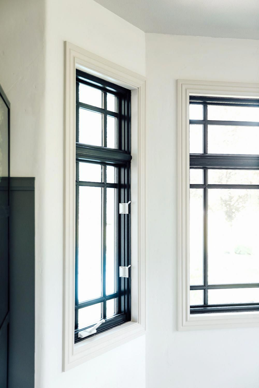 I Appreciate This Outstanding Windows Frame Windowsframe Interior Window Trim White Window Trim Black Window Trims