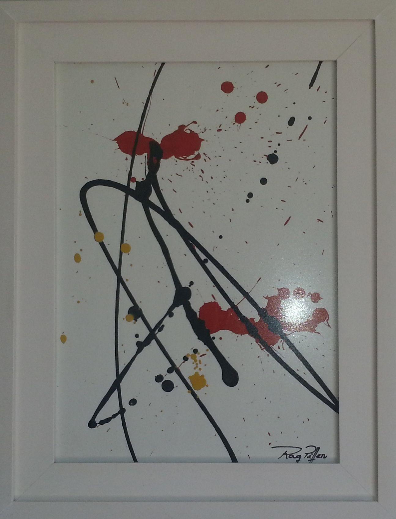 'XVI'. Coleção de Gravuras Artísticas. Gravura artística emoldurada com caixa…