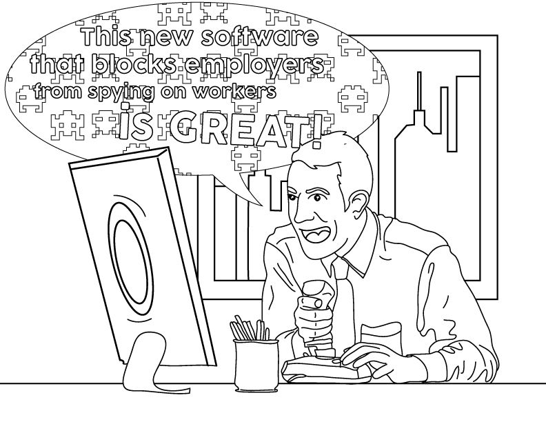 Playing Work Swear Word Coloring Book Words Coloring Book Swear Word Coloring