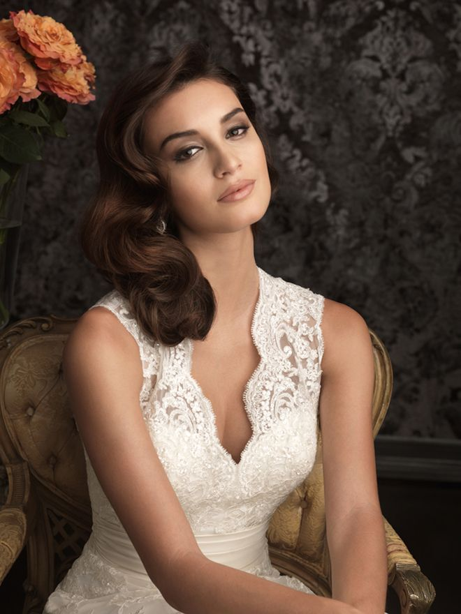Allure Bridals Spring 2013 + My Dress of the Week | Allure bridals ...