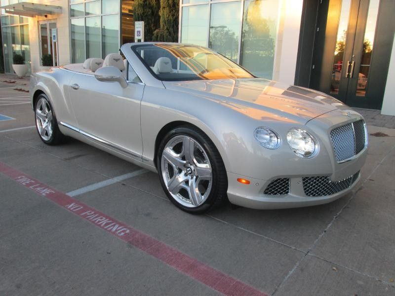2013 Bentley Continental GTC in Dallas, TX