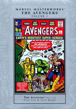 """Here are the ten Marvel Masterworks that will be collected inside the """"Marvel Famous Firsts: 75th Anniversary Masterworks Slipcase Set."""""""