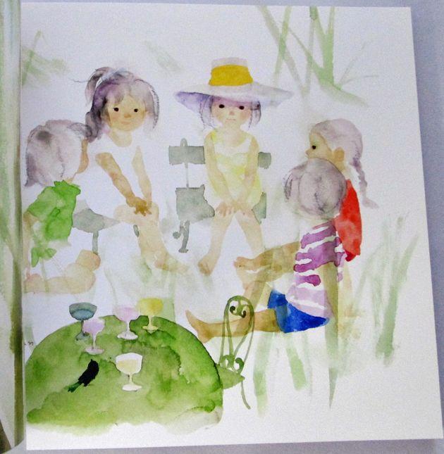Chihiro Iwasaki Images Chihiro Iwasaki Art Illustration Works