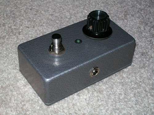how to make a guitar pedal