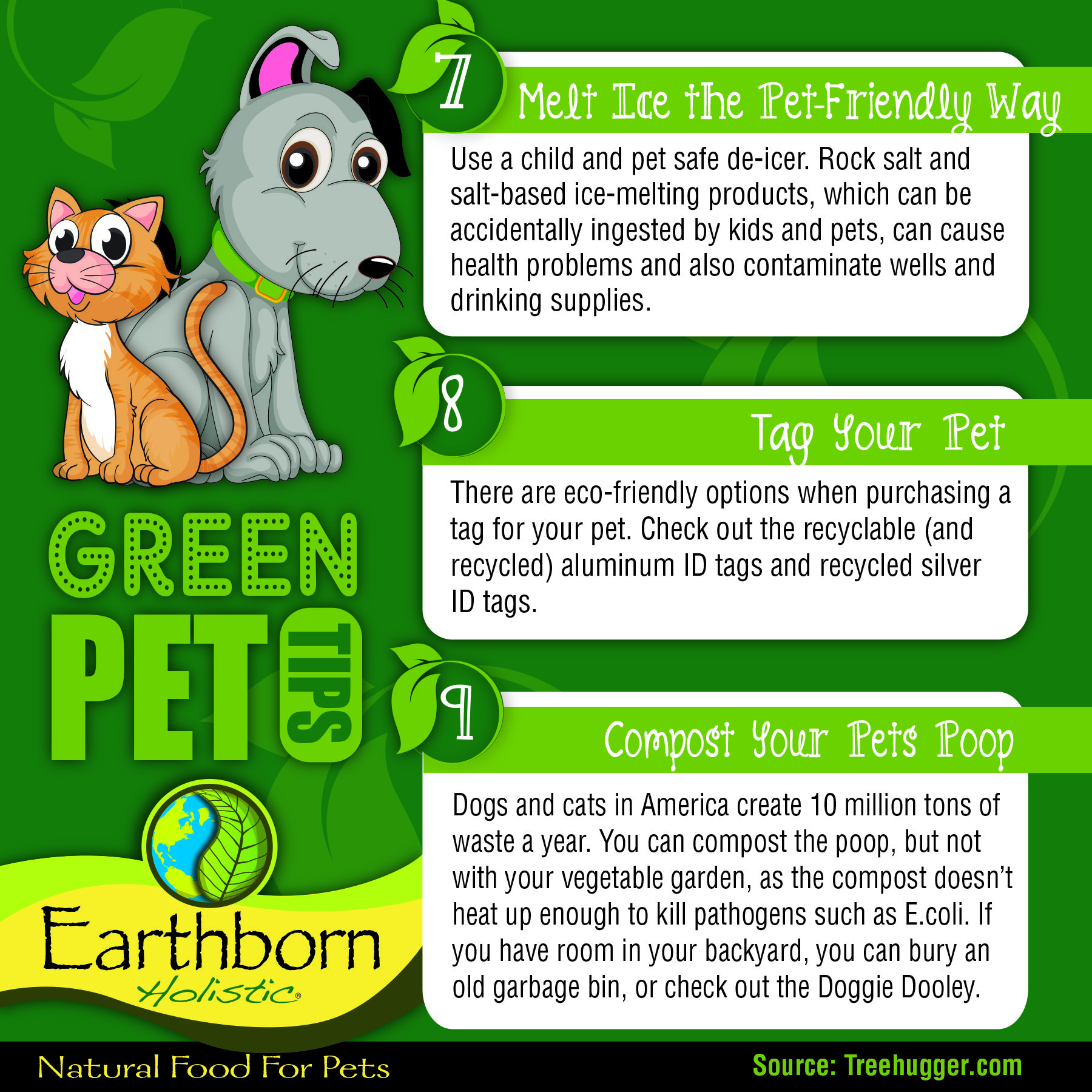 every effort counts here are 3 more tips on how to go green and