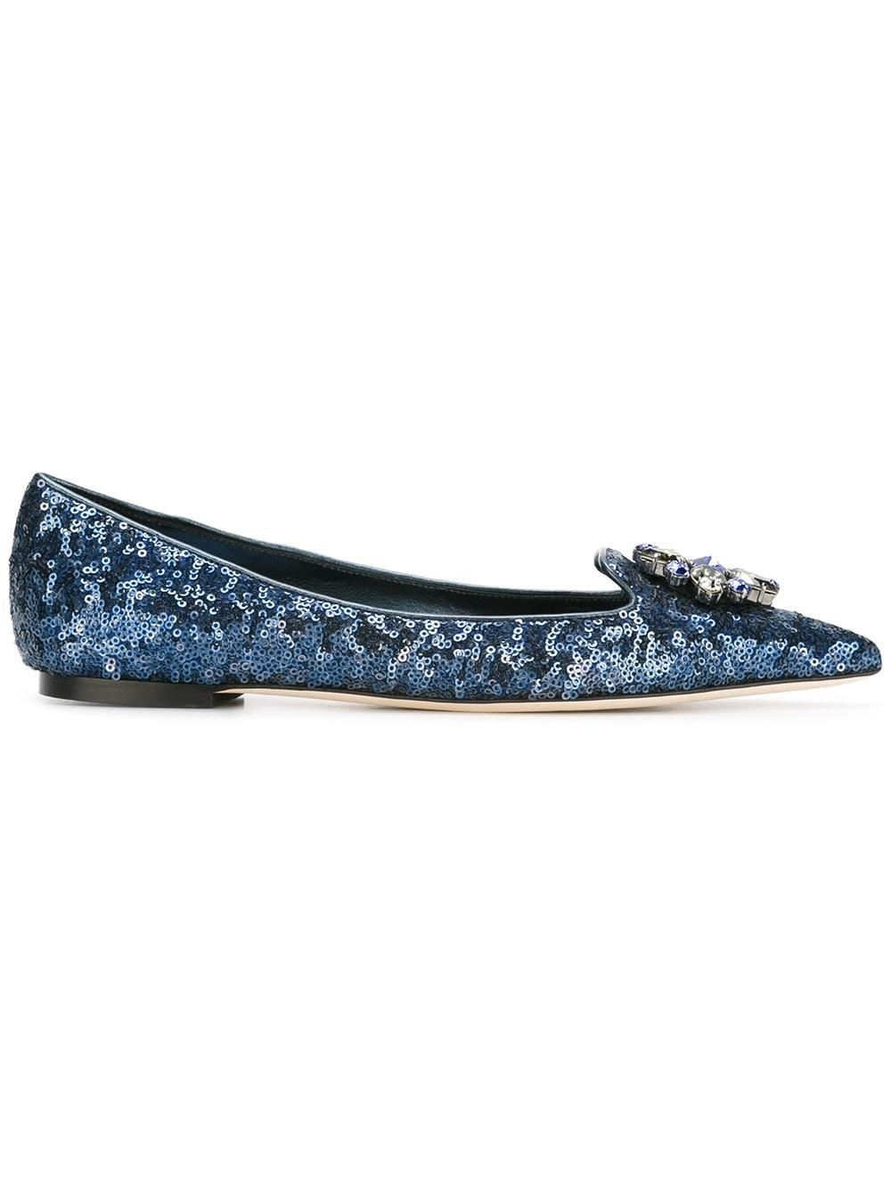 ecee06200ad8 Dolce   Gabbana Bellucci Slippers - Farfetch