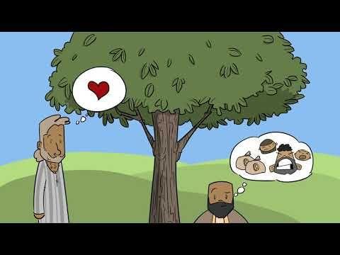 L'histoire de Dieu: Zachée - YouTube