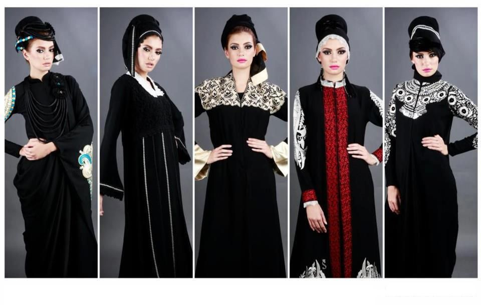 Different Types of Abaya to Make You Look Adorable