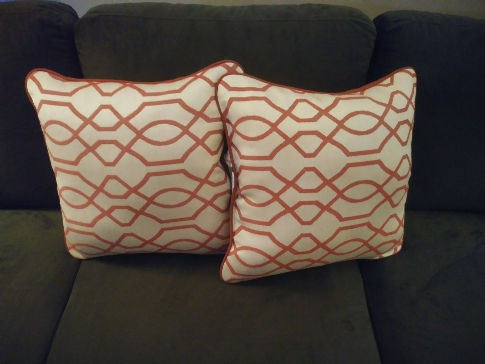 These Pillows Are Great For Indoors Or Outdoors They Are