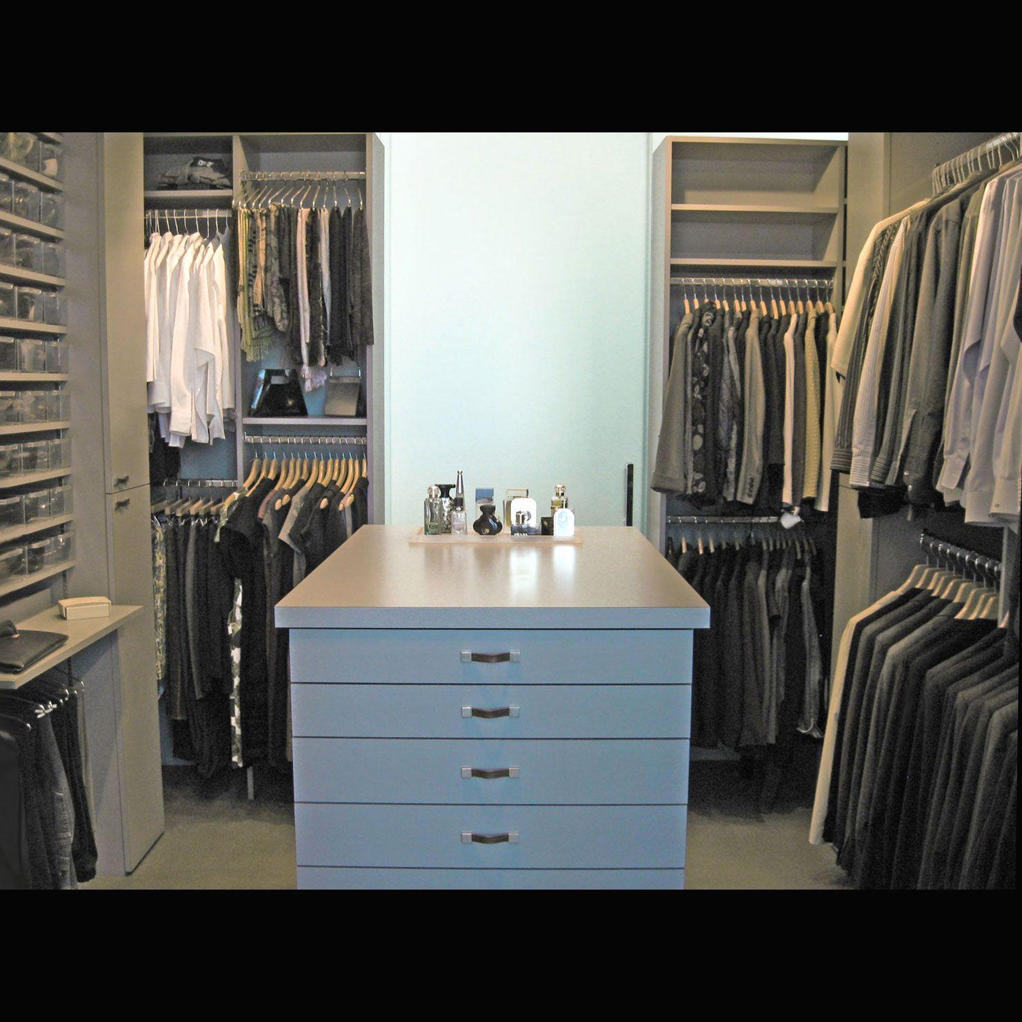 closet organization Sweet Small Walk In