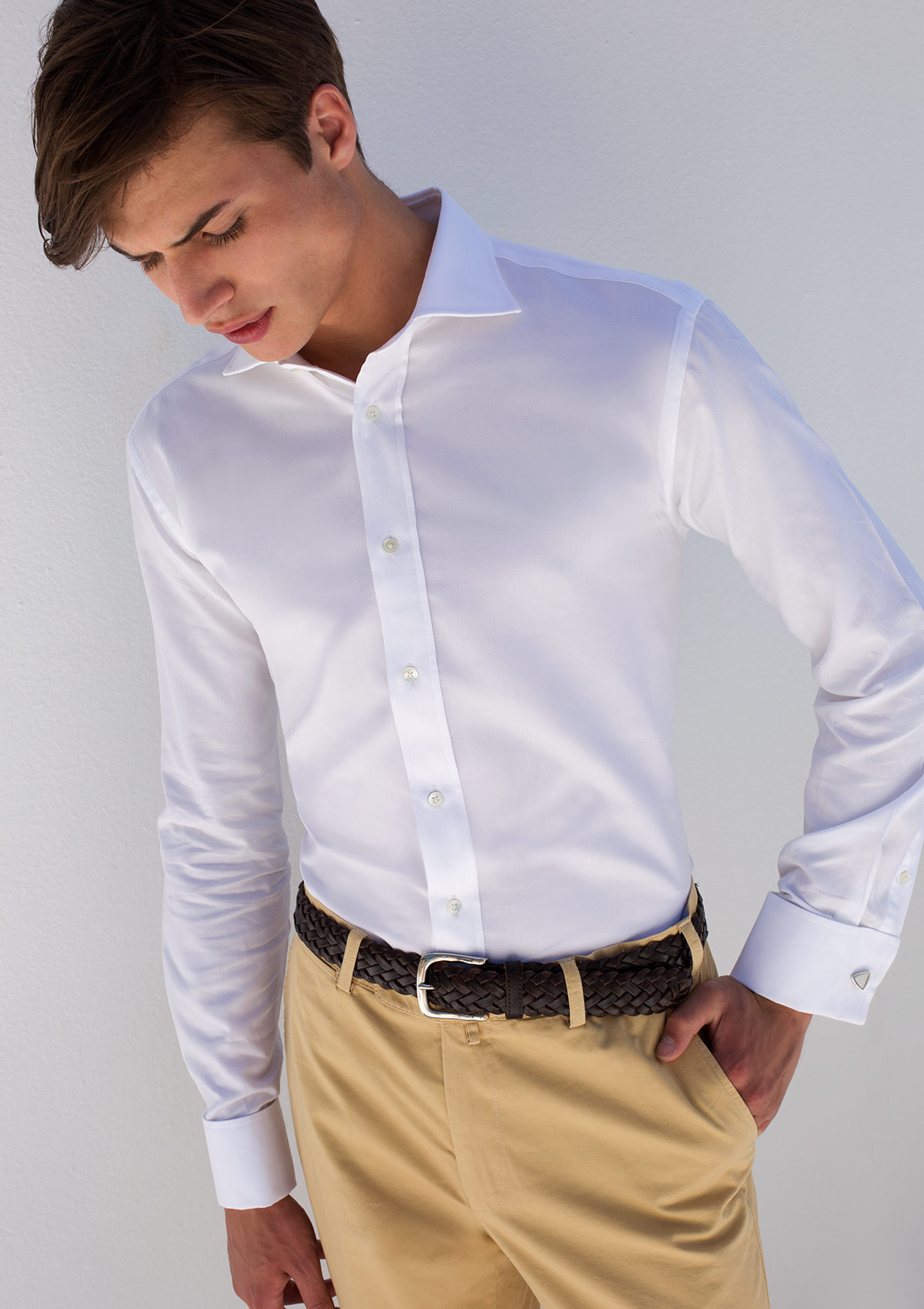 a28b097b9fbc DOUBLE CUFF WITH CHINOS  WHY NOT  Τόλμησε να συνδυάσεις ένα double ...