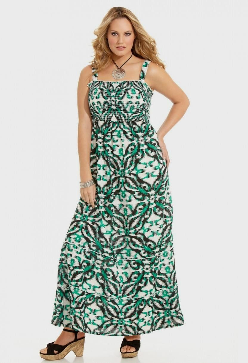 05f933c6f50 Plus size sundresses awesome collection for ladies