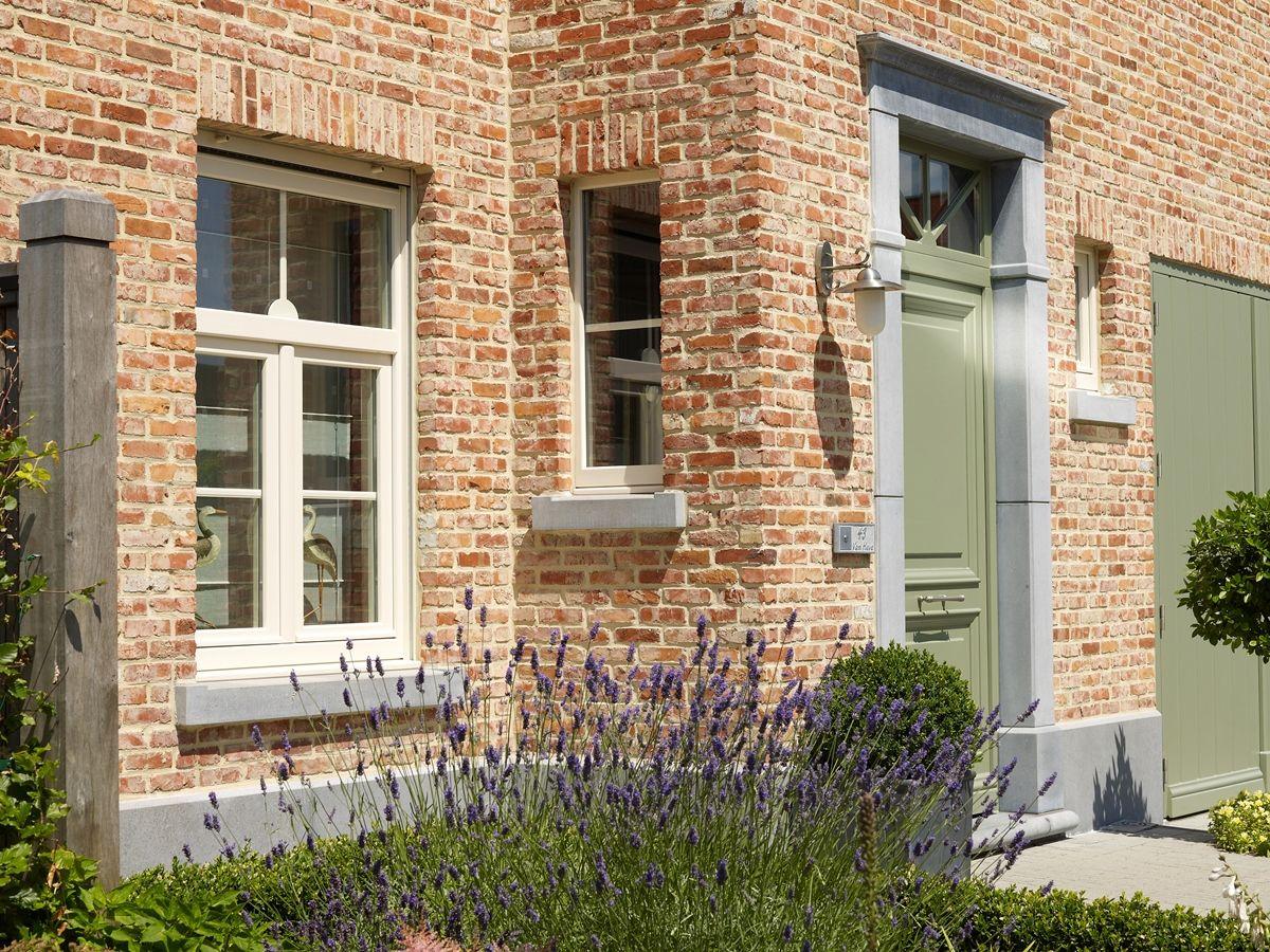Pastorijwoning halfopen bebouwing google zoeken belgische bouwstijl pinterest zoeken - Buitenverlichting gevelhuis ...