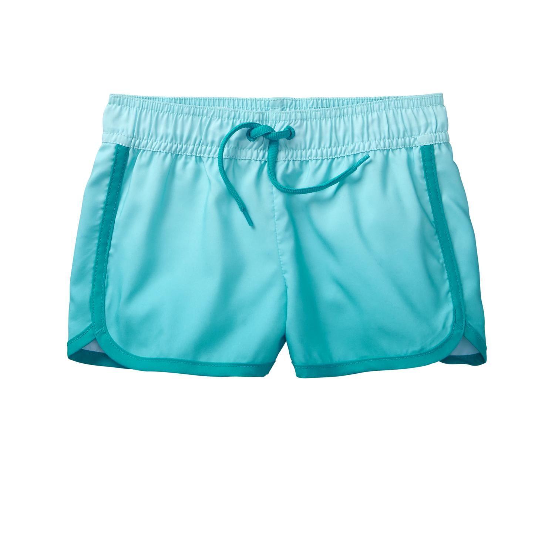 Gymboree Boys Ombre Woven Shorts