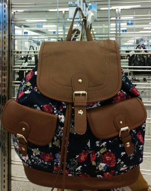 Cute backpack!  @ Ross $23.99