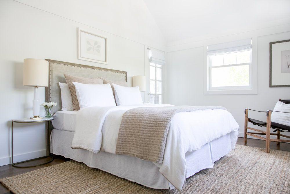 Chambres dhôtes chambre damis chambres parentales invités de la maison hampton dest pièces bleues maisons de plage côtière moderne chambre