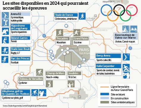 """Résultat de recherche d'images pour """"JO 2024 + GRAND PARIS + HUMOUR"""""""