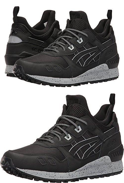 31704969f5858 ASICS Men's Gel-Lyte MT Fashion Sneaker, Black/Black, 11.5 M US ...