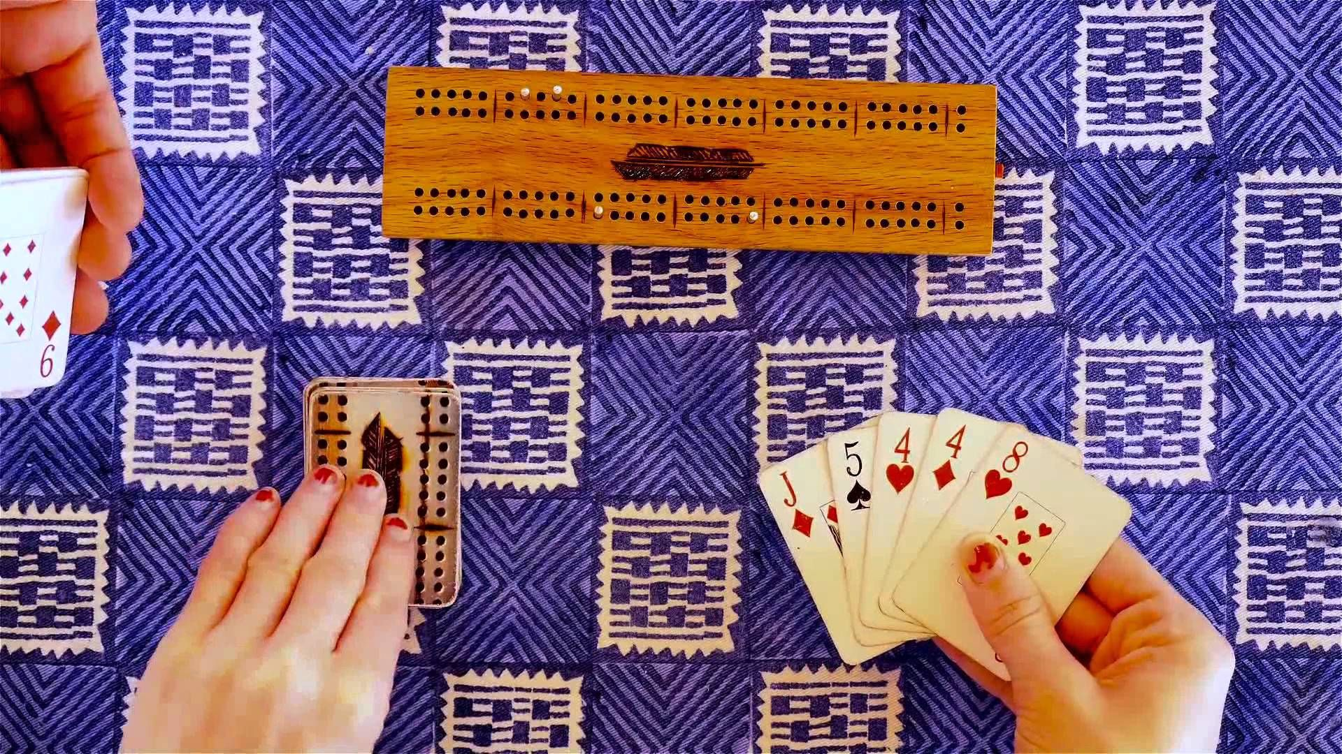 How to Play Cribbage YouTube Cribbage, Card games