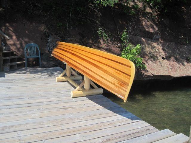 Storage Rack Uses | Wood Watercraft Uses | Boat Storage Solutions