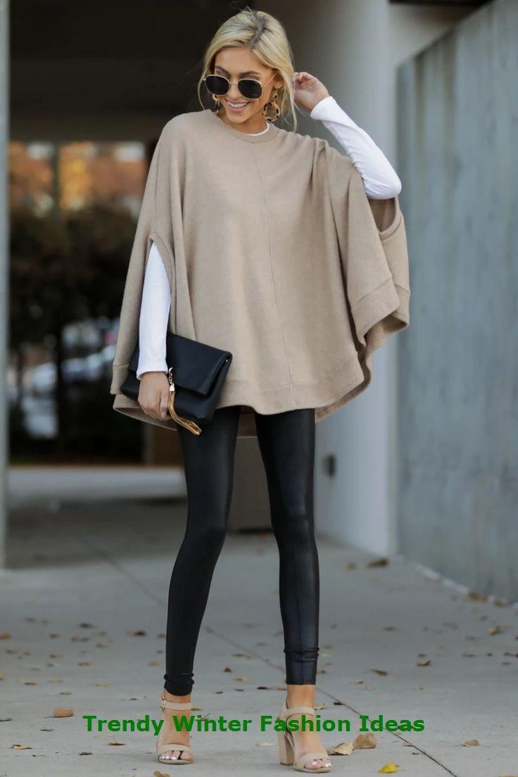 Idee alla moda per l'inverno #inverno #inverno
