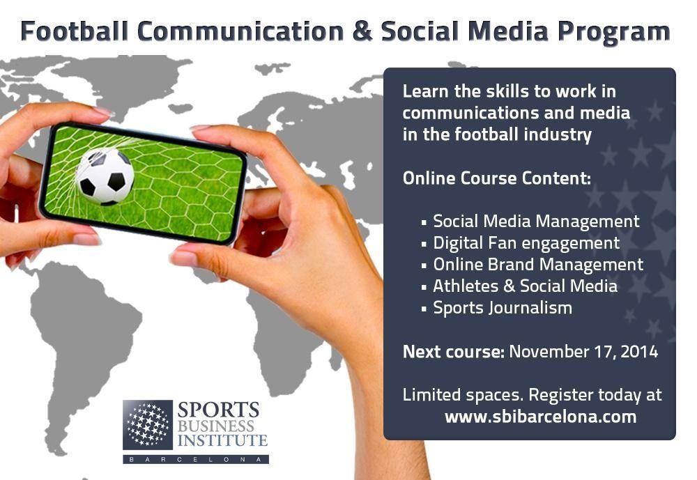 Study Social Media Marketing for Football Football