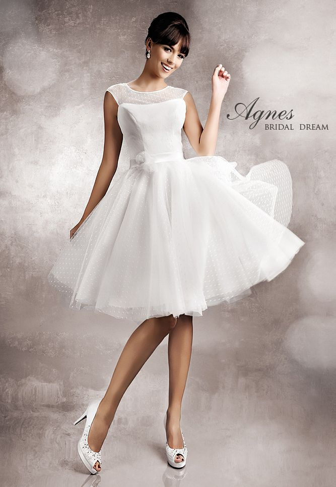 Agnes Bridal Dream - Moonlight Collection - 11254 | Agnes Short ...