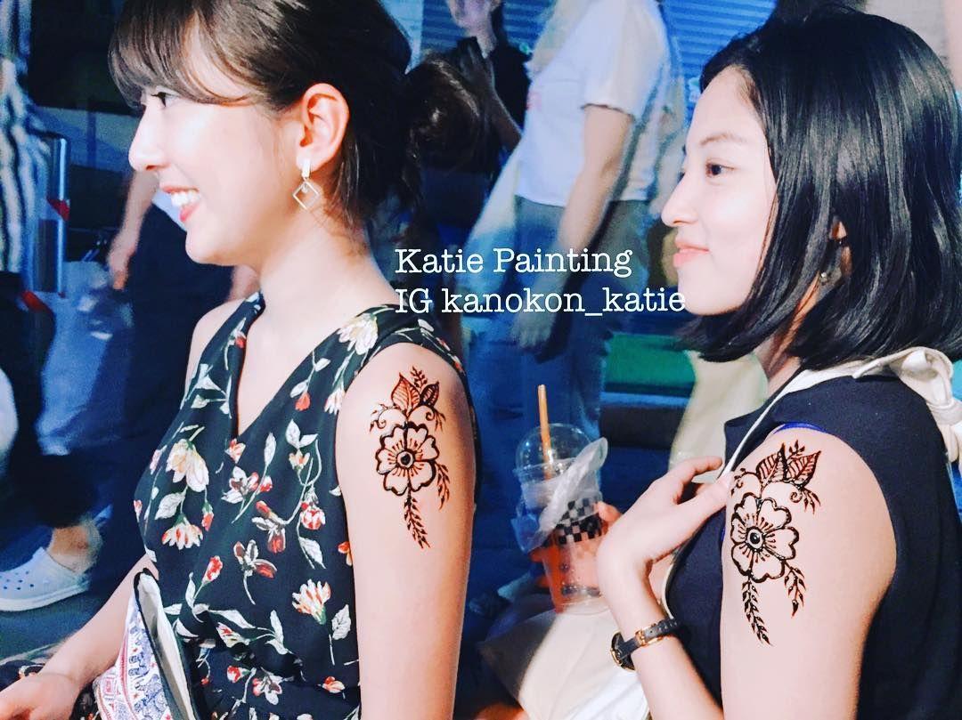 Henna Tattoo Thailand : Henna by yourself bodypaint bodypainting hennatattoos