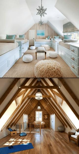 20 Amazing Room On Attic Ideas Loft Design Attic Design Attic Remodel