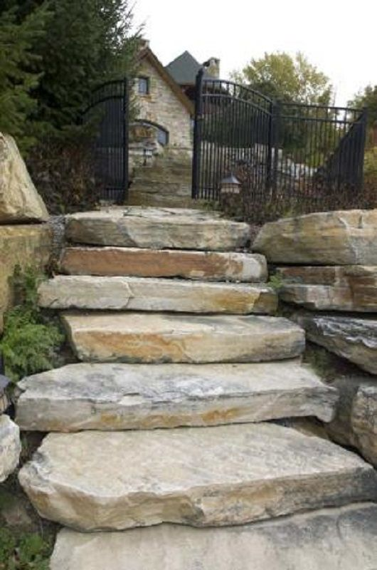 Quartzite Oversize Slabs Amp Stair Treads Stone Deck