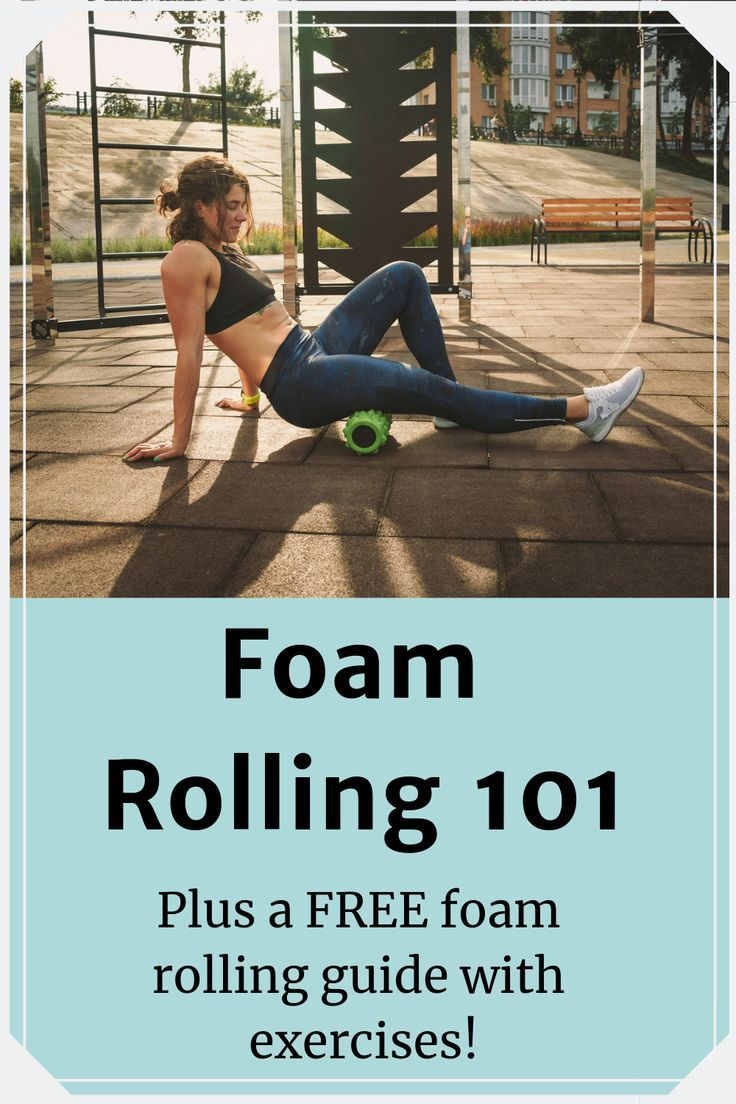 3 Reasons Why You Should Be Foam Rolling Your Muscles