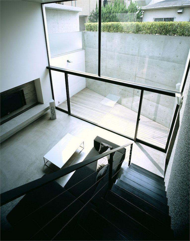 Mejiro House, Toshima-ku, Tokyo, 2004 | Architecture house ...
