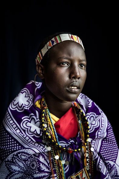 Powerful portraits of girls who've experienced or escaped genital mutilation and child marriage by Meeri Koutaniemi. (Fighting genital mutilation – CNN Photos - CNN.com Blogs)