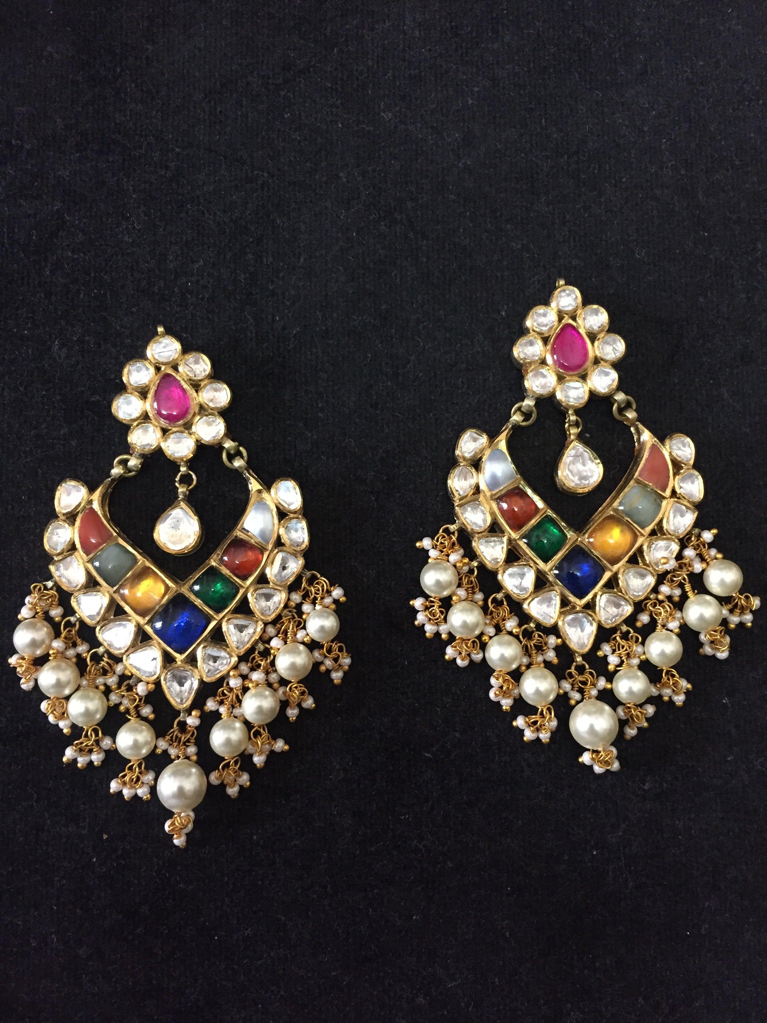 Nav ratan chand bali jewellery pinterest indian jewelry and classy