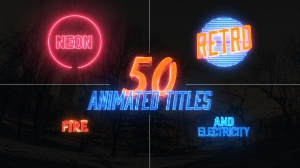 Awesome Title Pack Videohive Free Download AE Project Af - Awesome slideshow after effects scheme