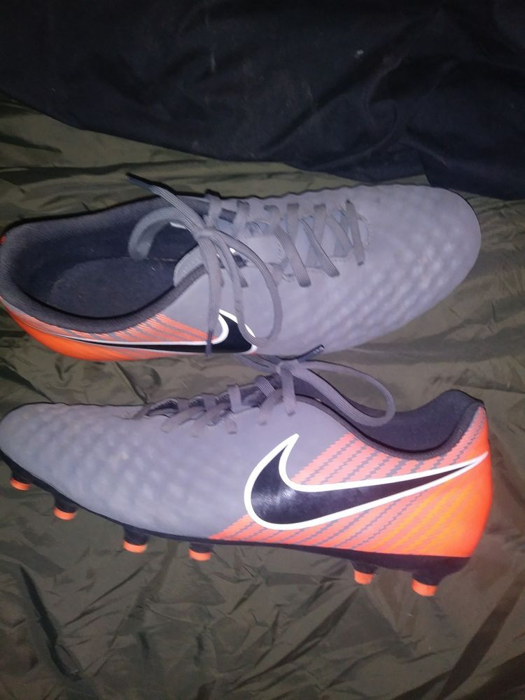 the best attitude 54aa6 ca238 Nike Magista Grey And Orange  fashion  clothing  shoes  accessories   unisexclothingshoesaccs  unisexadultshoes (ebay link)