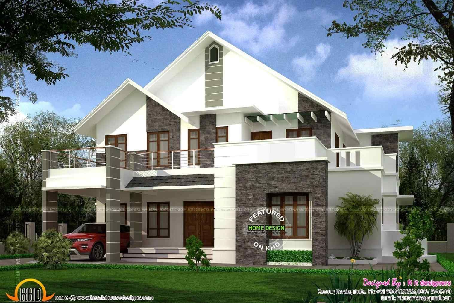 Pitched Roof Designs Home Roof Ideas Roof Design Kerala House Design Kerala Houses