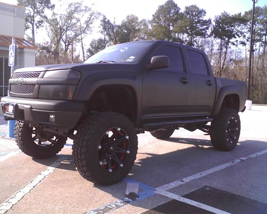 Lifted colorados or canyons pics page 270 chevrolet colorado gmc canyon forum
