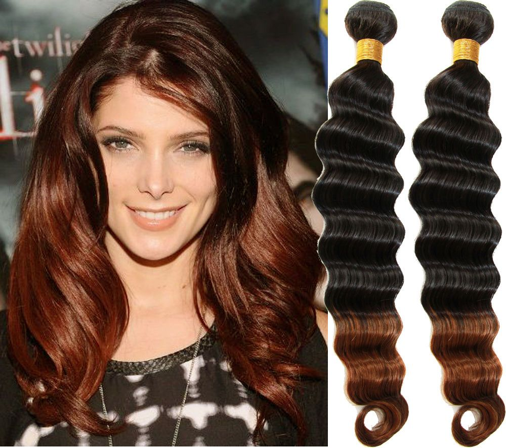 Top Quality Ombre Human Hair Extension