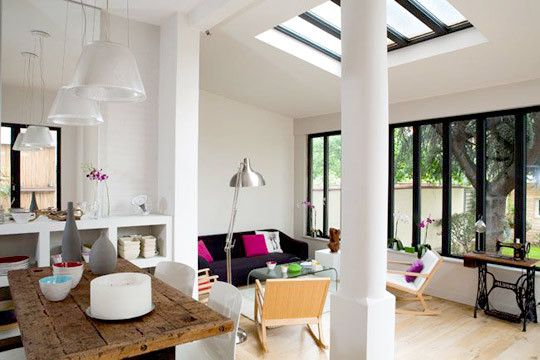 Plus beaux intérieurs - Véranda pour agrandir la maison Home