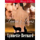 Laurie's Loves [Beckett's Wolf Pack, Triad Mates 1] (Siren Publishing Menage and More) (Kindle Edition)By Lynnette Bernard