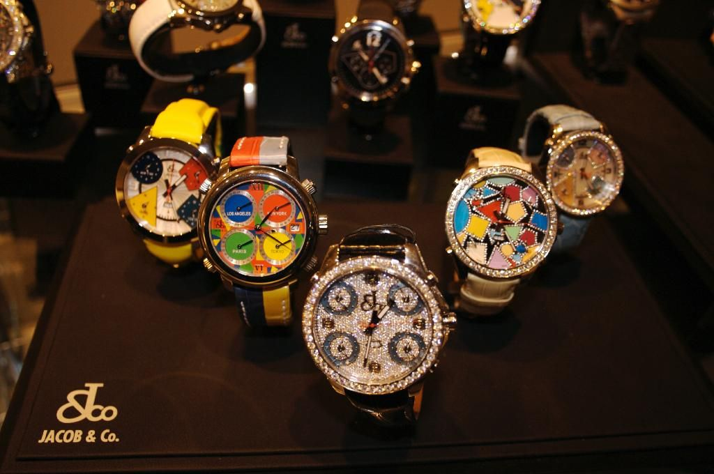Jacob the jeweler watches. I want one | Just me and things I like ...