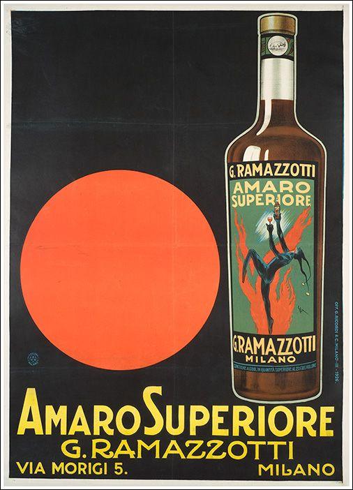 Amaro Ramazzotti   Vintage Posters   Pinterest   Italienische ...