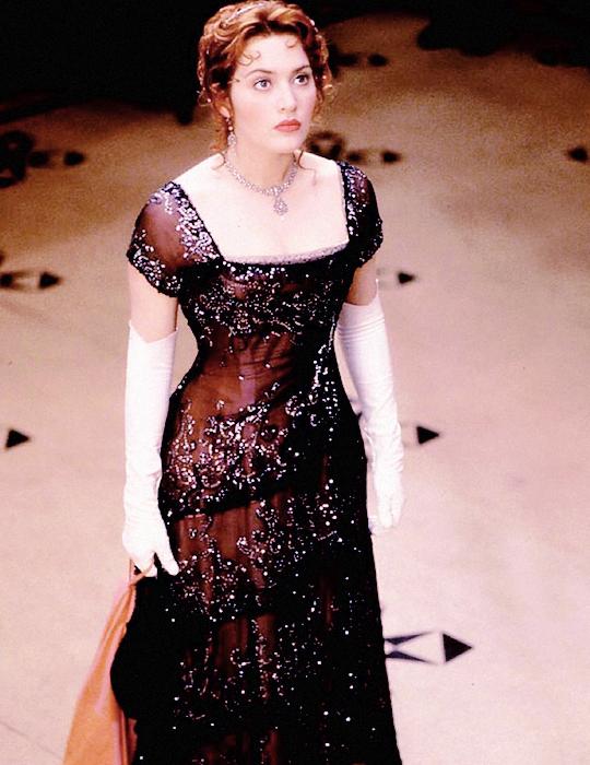 Kate Winslet As Rose Dewitt Bukater  Titanic In 2019 -9435