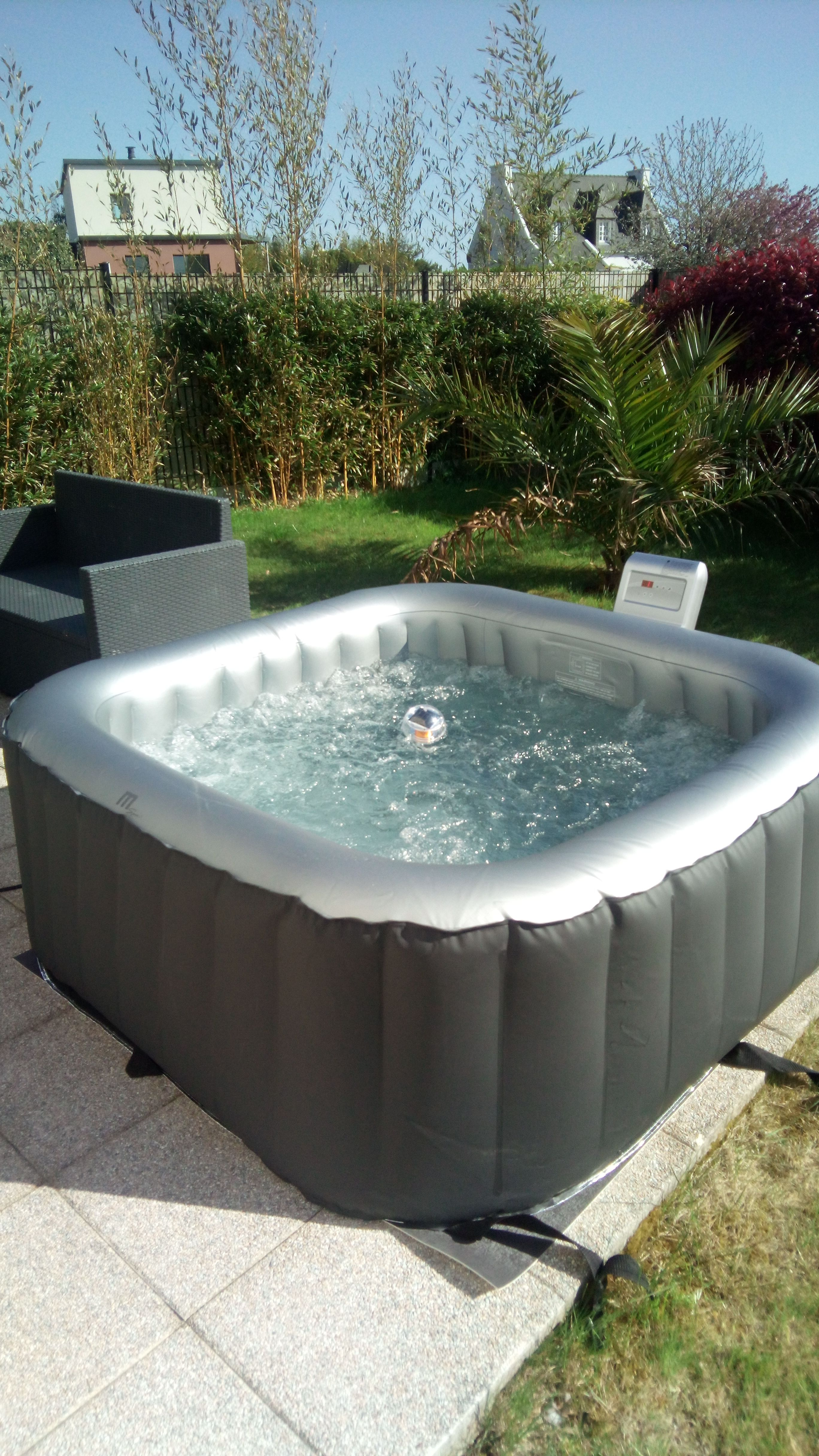 Jacuzzi Grande Taille.Alpine 4 Piscines Spas Spa Gonflable Spa Gonflable