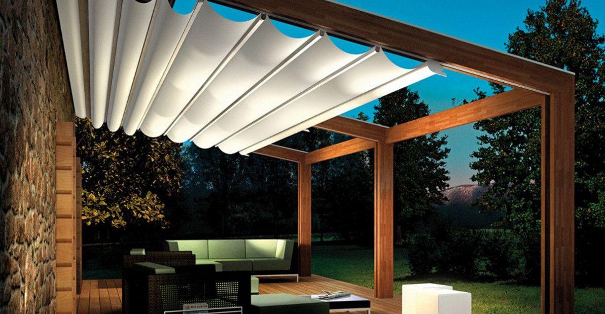 Sun Shade Tree Canopy Outdoor Pergola Modern Pergola Backyard Pergola