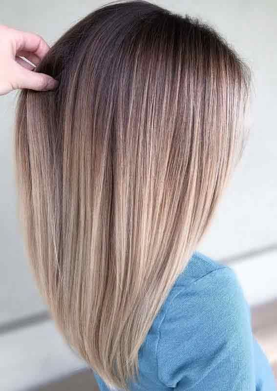 Best Shoulder Length Haircuts For Girls In 2020