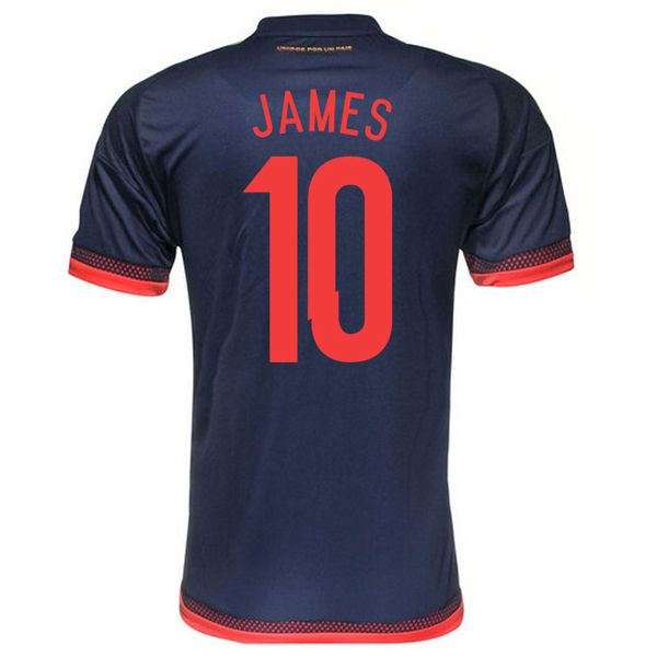uk availability a27f2 6754c James Rodriguez 10 2015 Copa America Colombia Away Soccer ...