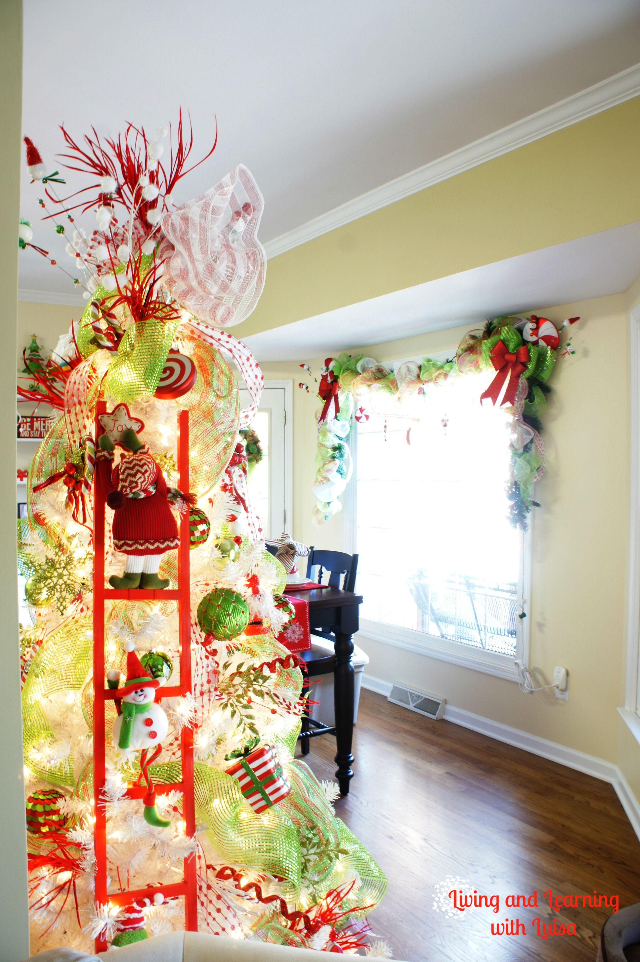 Christmas Kitchen | Christmas tree | Pinterest | Christmas kitchen ...